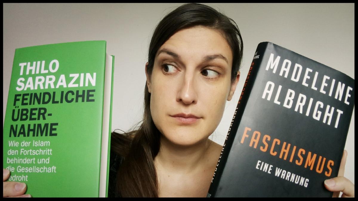 Rechts und Links im Buchhandel – Vom Platzen derFilterblase